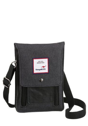 KangaROOS Mini Bag, Handytasche im praktischem Format