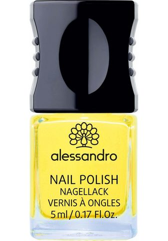 ALESSANDRO INTERNATIONAL Nagų lakas