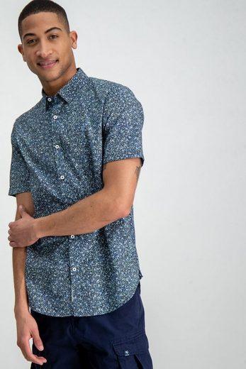 Schlussverkauf Garcia Hemd mit all-over Print