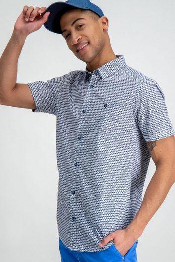 Garcia Hemd mit ausgefallenem Muster