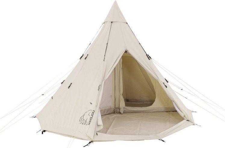 Nordisk Zelt »Alfheim 12.6 m² Tent Technical Cotton«