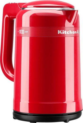 KitchenAid Wasserkocher 5KEK1565HESD, 1,5 l, 2400 W