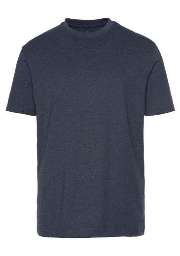 Daniel Hechter T-Shirt »Doppelpackung« (2er-Pack) formbeständig nach dem Waschen, in wieder verwendbarer Kunststoffverpackung