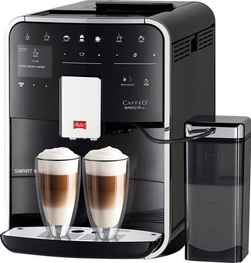 Melitta Kaffeevollautomat CAFFEO Barista TS Smart® F850-102