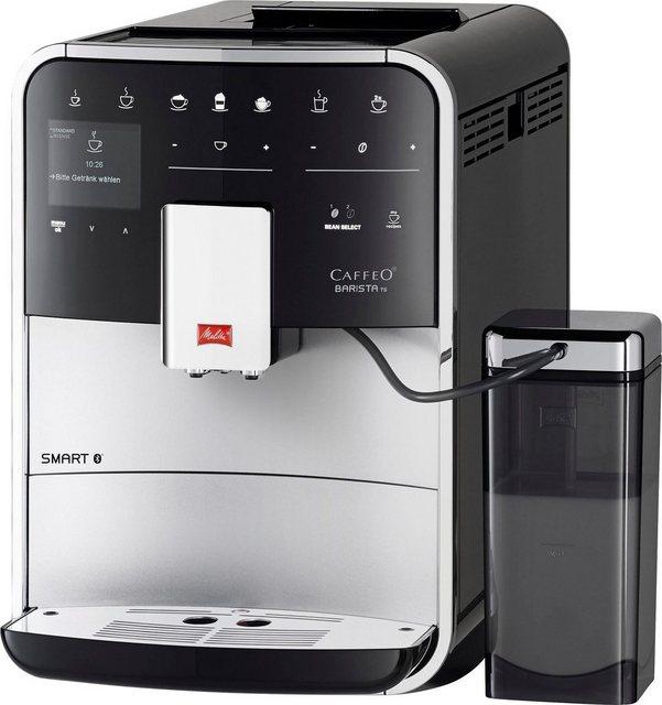 Melitta Kaffeevollautomat CAFFEO Barista TS Smart F850-101