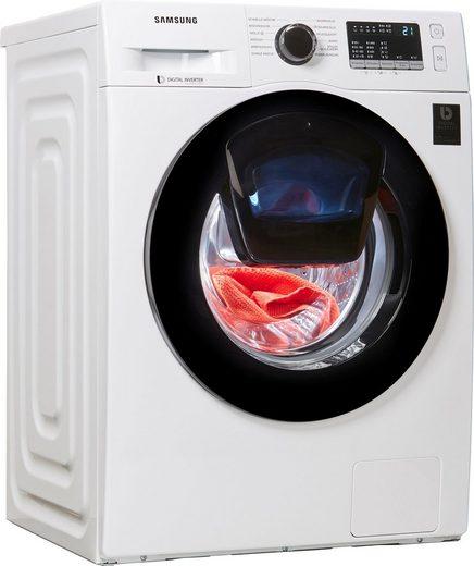 Samsung Waschmaschine AddWash WW4500 WW9EK44205W/EG, 9 kg, 1400 U/Min, 4 Jahre Garantie + kostenlose Altgerätemitnahme