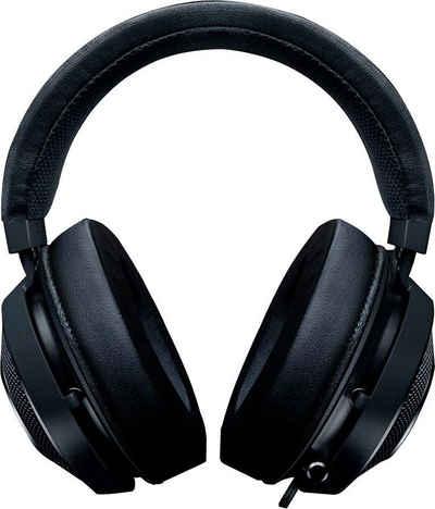 RAZER »Kraken Black Headset« Gaming-Headset
