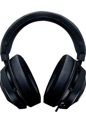 RAZER »Kraken Black Headset« Žaidimų laisvų ...