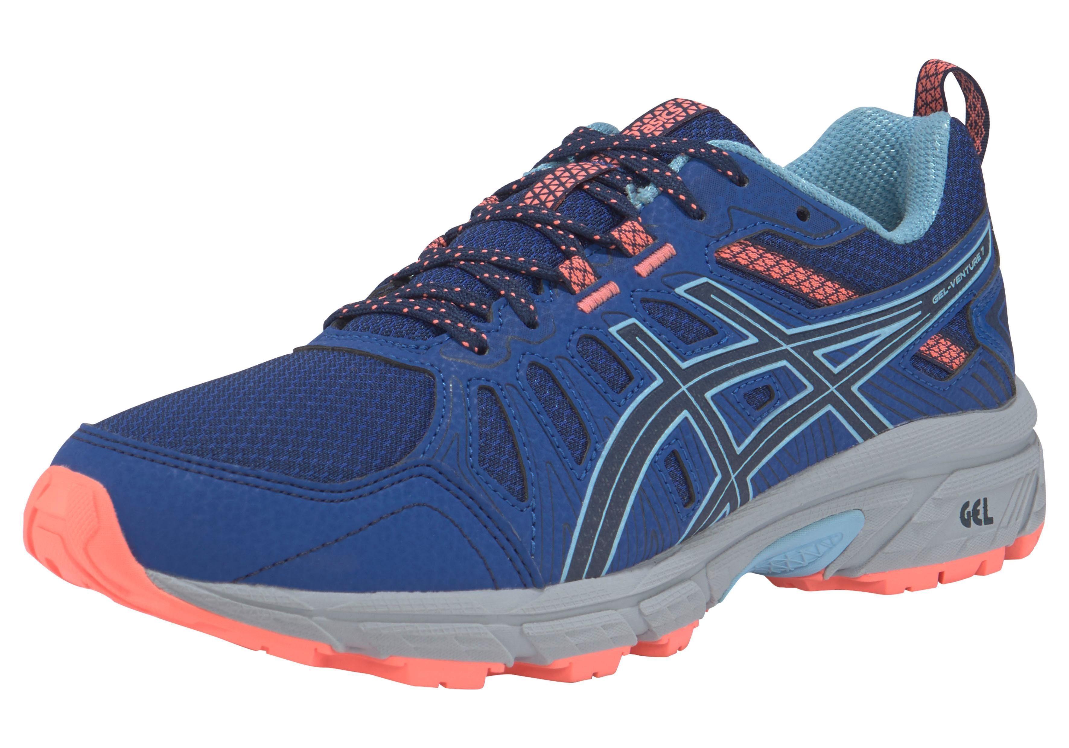 Asics »Gel Venture 7« Laufschuh, Atmungsaktiver Obermaterialmix aus Textil  und Synthetik online kaufen | OTTO