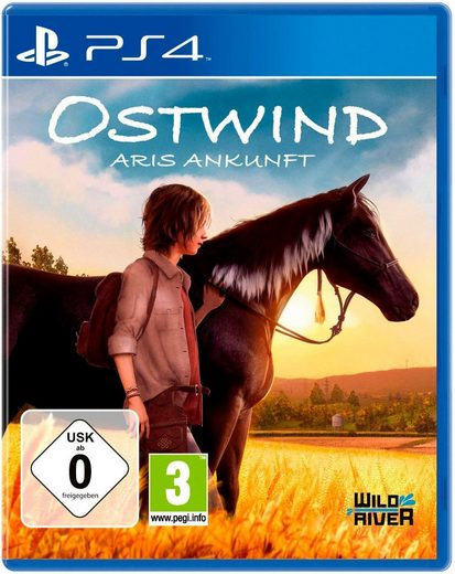 Ostwind - Aris Ankunft PlayStation 4, Software Pyramide