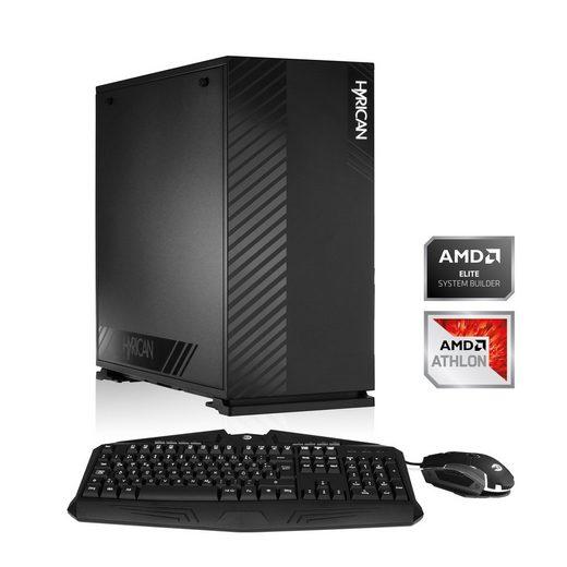 Hyrican Gaming PC Athlon X4 950 8GB 1TB HDD GeForce GTX 1050 Ti »Alpha 6317«