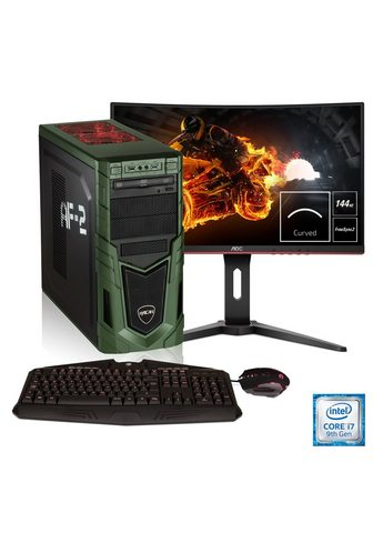 HYRICAN Игровой PC i7-9700K RTX 2060 32GB RAM ...