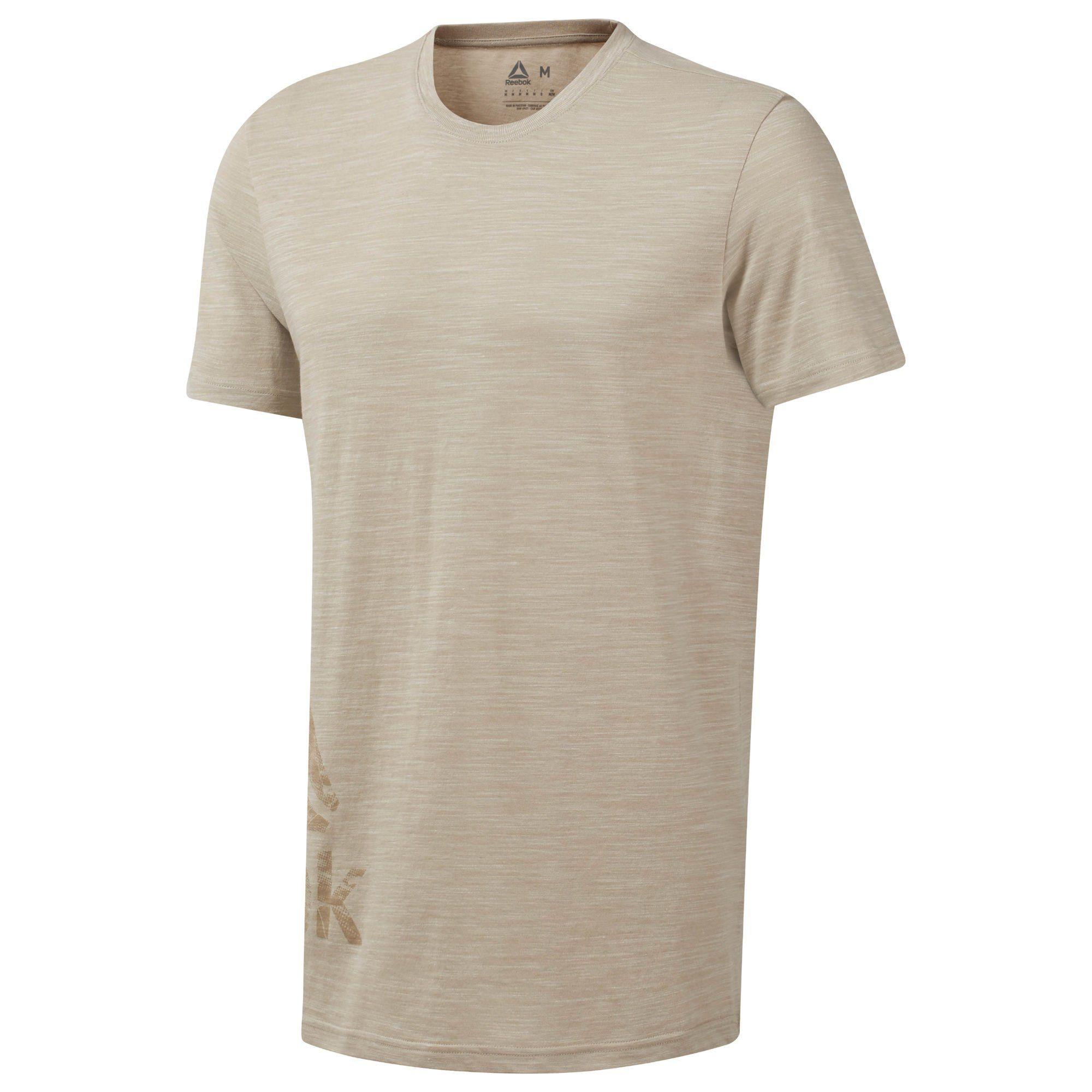 Reebok T-Shirt »Training Essentials Marble Group T-Shirt«