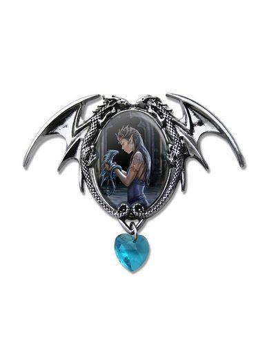 Adelia´s Amulett »Cabochon Talisman« Water Dragon Cabochon