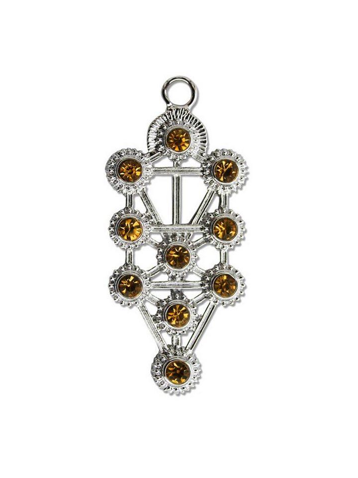 Adelia´s Amulett »Mystische Kabbala Talisman« Lebensbaum - Für spirituelle Erleuchtung   Schmuck > Halsketten > Amulette   Adelia´s