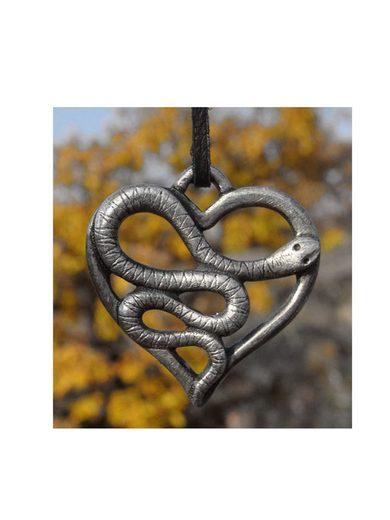 Adelia´s Amulett »Das Erbe der Nordländer Talisman«, Schlangenherz - Ewigkeit, Bewusstsein und Transformation