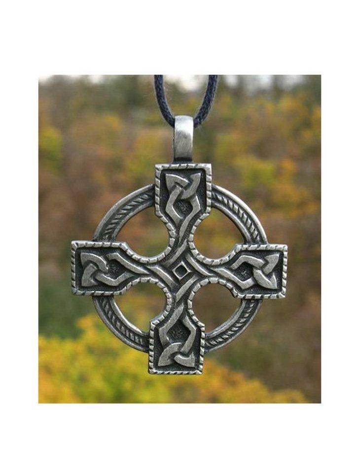 Adelia´s Amulett »Das Erbe der Nordländer Talisman« Keltisches Kreuz - Intuition und Inspiration   Schmuck > Halsketten > Amulette   Adelia´s