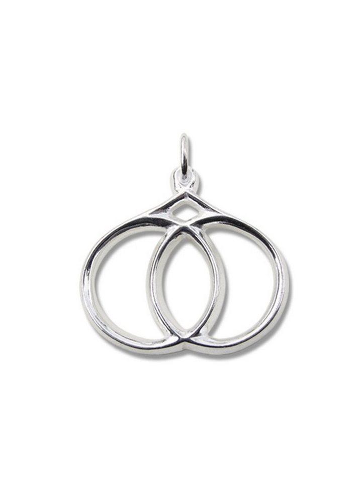 Adelia´s Amulett »Heilige Geometrie Talisman« Mandelform - Für Kreativität   Schmuck > Halsketten > Amulette   Adelia´s