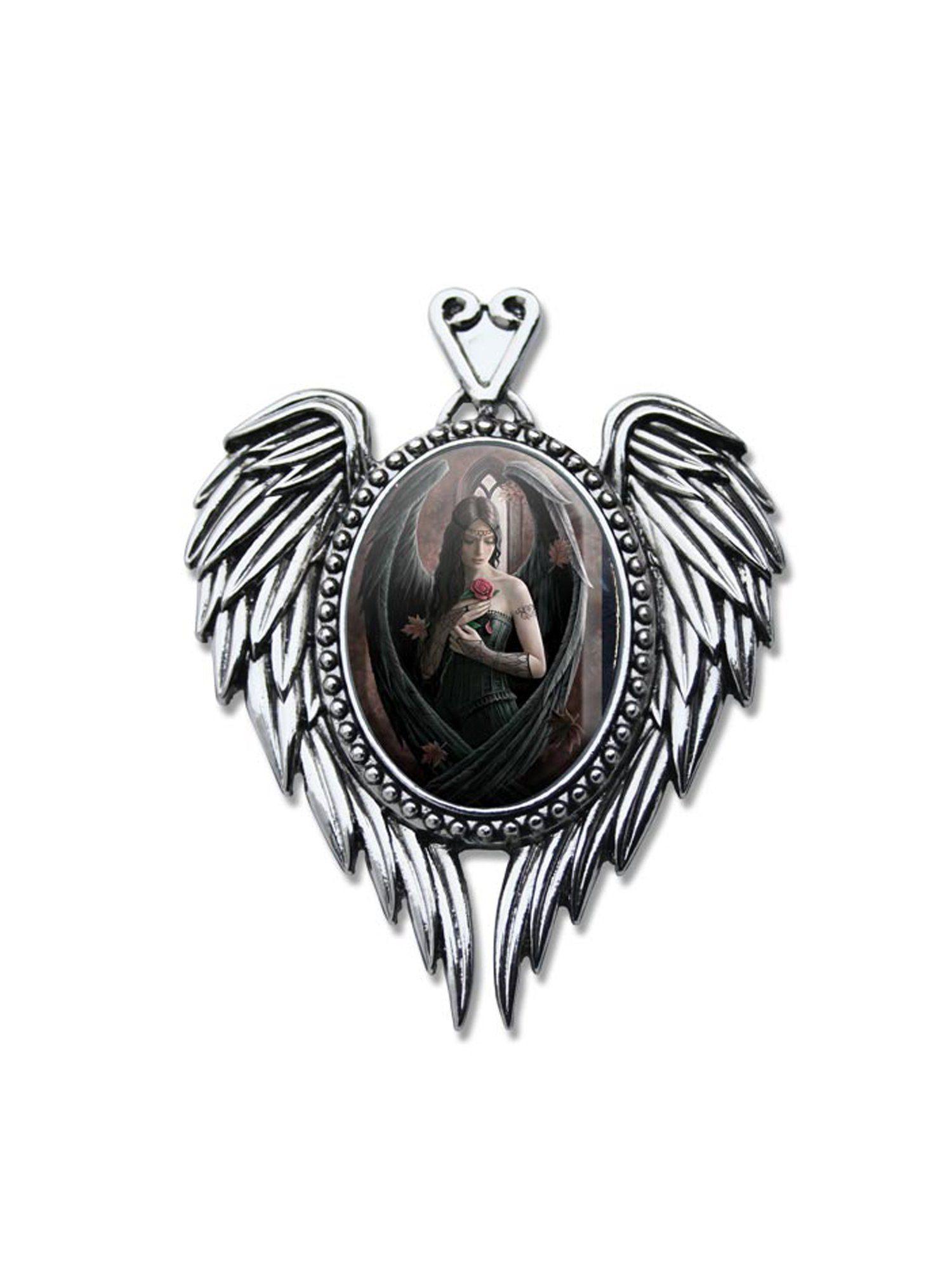 Rose Kaufen Talisman« Angel »cabochon Amulett Online Adelia´s Cabochon eWQBdorxC