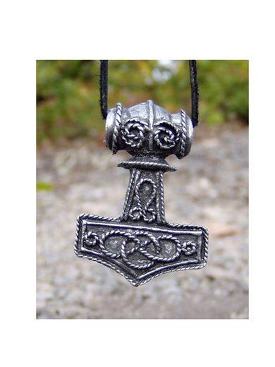 Adelia´s Amulett »Das Erbe der Nordländer Talisman« Thorshammer von Odeshog - Furchtlosigkeit und Kraft