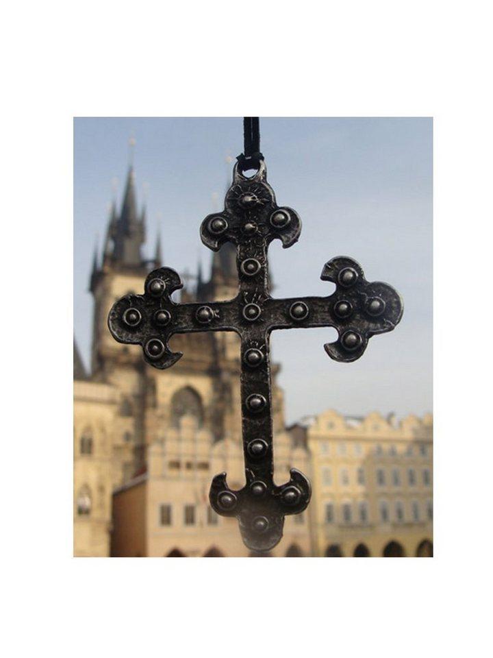 Adelia´s Amulett »Das Erbe der Nordländer Talisman« Klosterkreuz - Glaube, Erlösung und Gnade   Schmuck > Halsketten > Amulette   Adelia´s