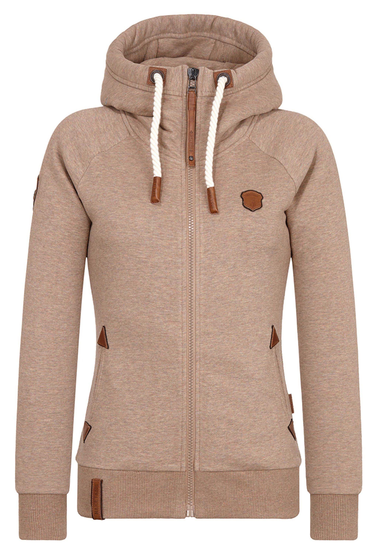 naketano Kapuzensweatjacke »Blonder Engel«, 65% Cotton, 35 % Polyester online kaufen | OTTO