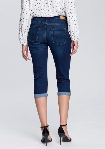 edc by Esprit Stretch-Jeans in angesagter Cropped-Länge