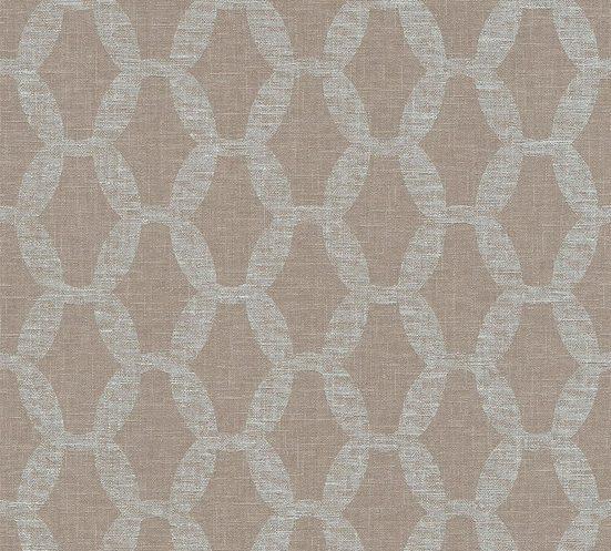 Vliestapete »Linen Style«, matt, Klassik Muster