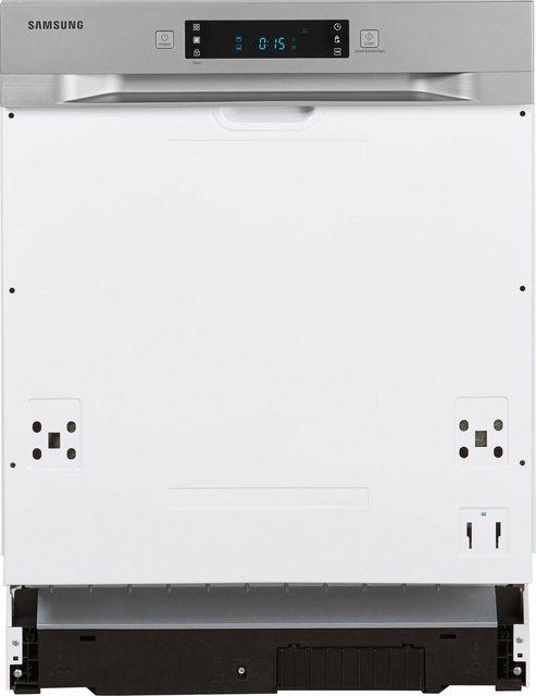 Küchengroßgeräte - Samsung teilintegrierbarer Geschirrspüler, DW60M6040SS, 13 Maßgedecke, Luftschallemission nur 44 dB(A)  - Onlineshop OTTO