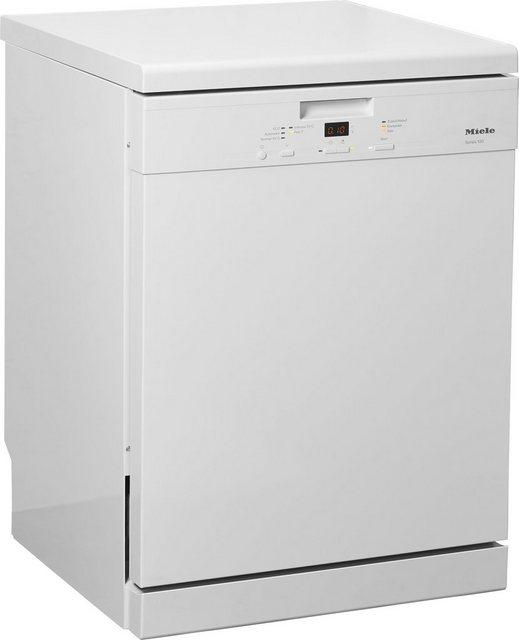Küchengroßgeräte - Miele Standgeschirrspüler, G 4943 SC Series 120, 9,7 l, 14 Maßgedecke  - Onlineshop OTTO