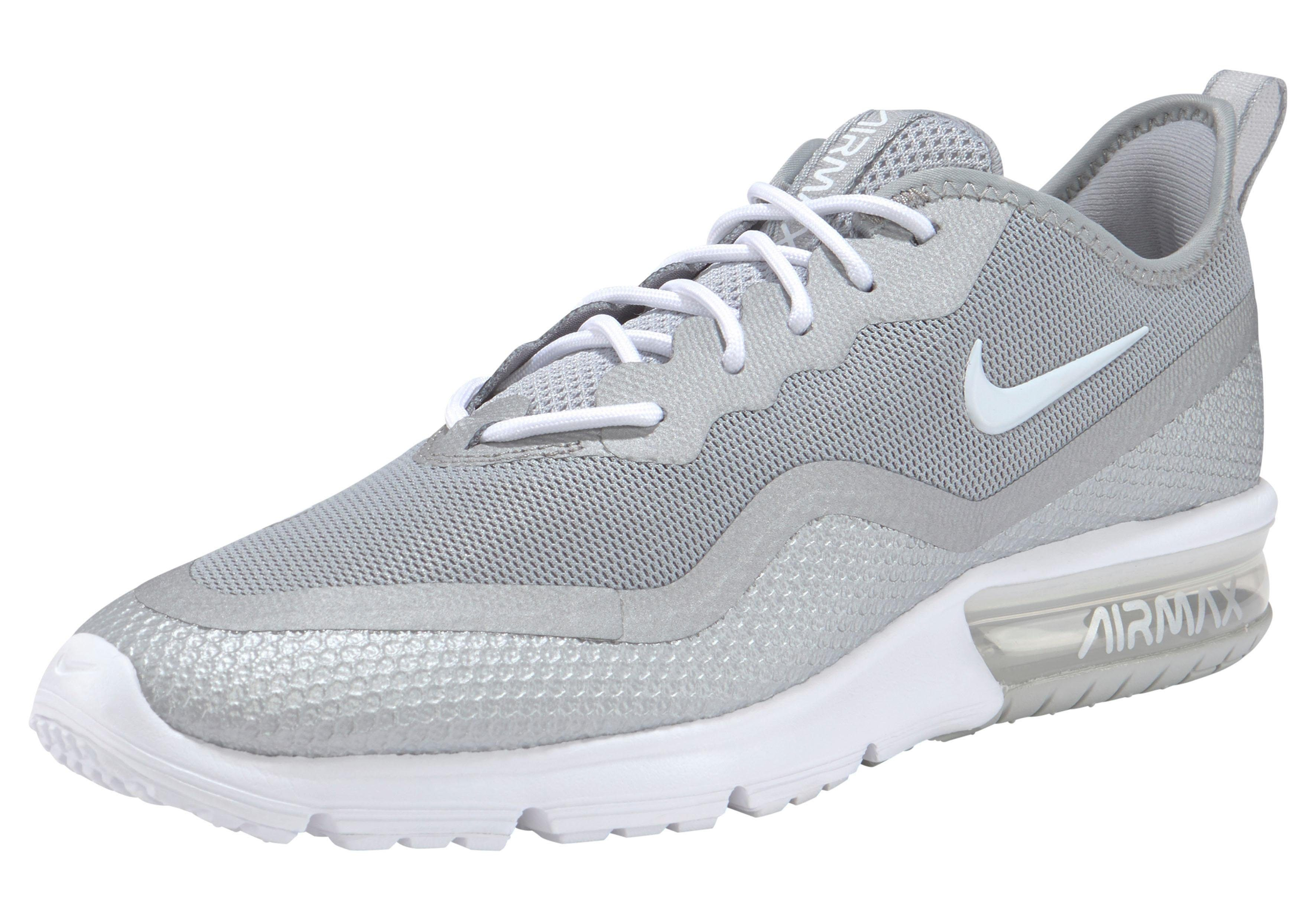 Nike Damen Sneaker Air Max Sequent weiß 42 | GALERIA