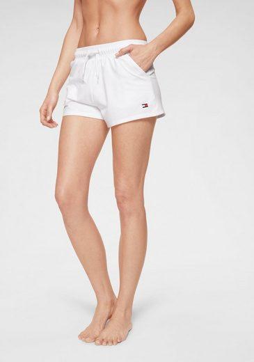 TOMMY HILFIGER Shorts mit elastischem Tunnelzugbund