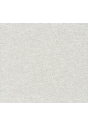 LIVING WALLS Tapetai »Linen Style Uni« matinis lino...