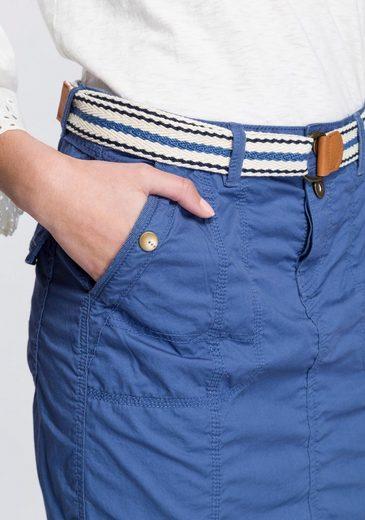 Edc Esprit Abnehmbarem D Gürtel 2 Mit Inklusive schließe Textilgürtel Gestreiftem tlg By Cargorock ring r5qZw4r