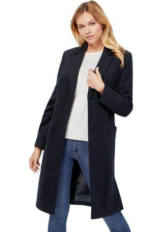 CLASSIC INSPIRATIONEN Шерстяное пальто с Schulterpolstern