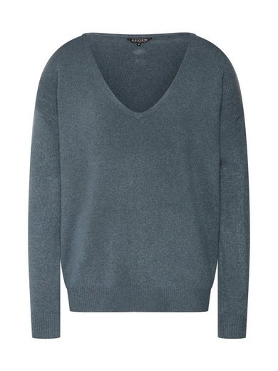 REVIEW V-Ausschnitt-Pullover