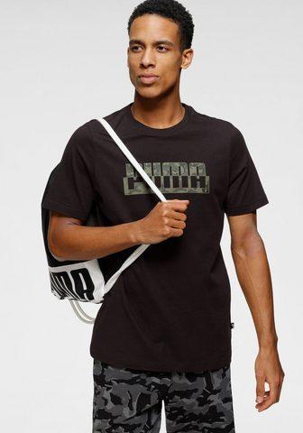 PUMA Marškinėliai »CORE CAMO Graphic Tee«