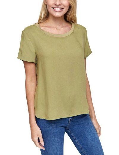 MAZINE T-Shirt im Basic-Look »Springs«