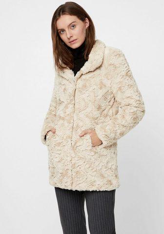 VERO MODA Пальто короткое »CURL«