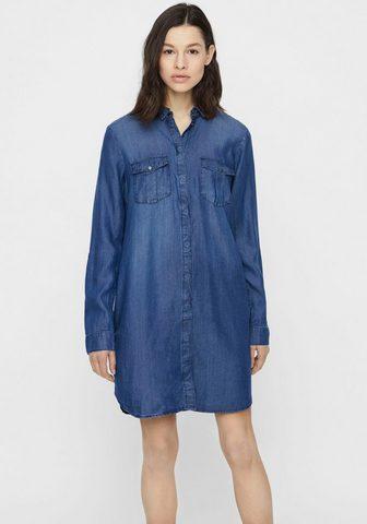 VERO MODA Платье джинсовое »SILLA«