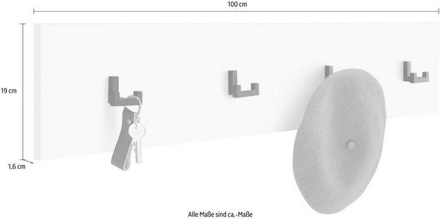 Garderobenleisten und Haken - Garderobenpaneel »Cleo«  - Onlineshop OTTO