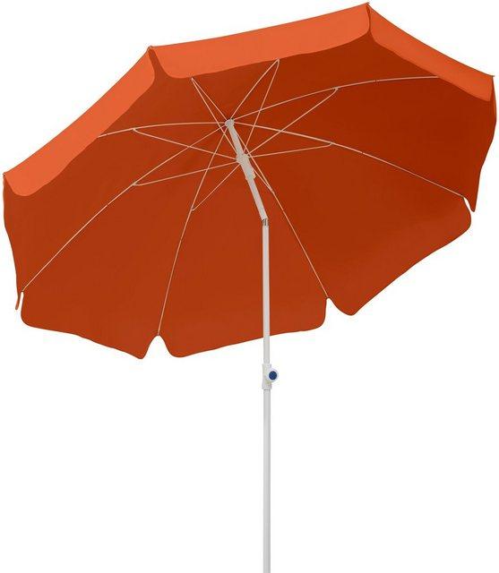 Schneider Schirme Sonnenschirm Ibiza terracotta