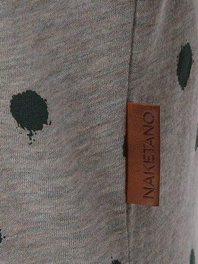 naketano Sweatshirt »Golum Olum«