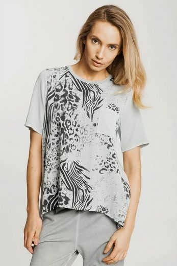 BLUE FIRE T-Shirt mit modischem Print »Arola«