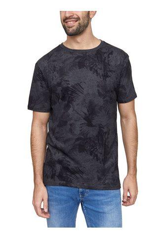 MAZINE Marškinėliai floralen Design »Keyser«