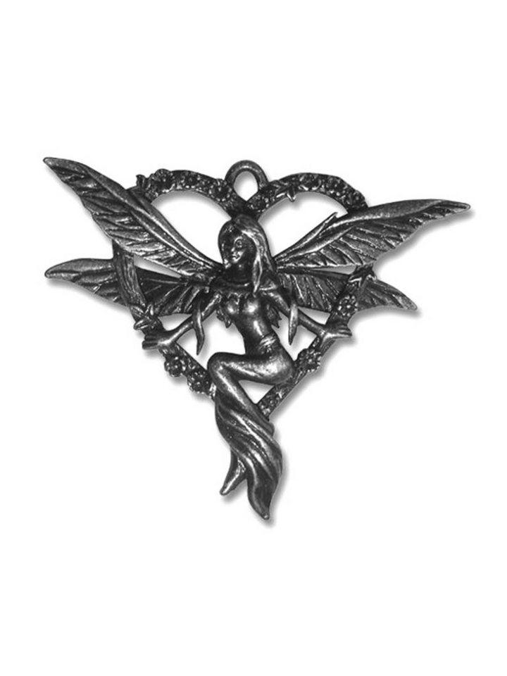 Adelia´s Amulett »Greenwood Talisman« Elfenherz - Fröhlichkeit und Liebe   Schmuck > Halsketten > Amulette   Adelia´s