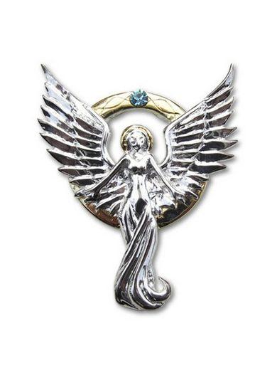 Adelia´s Amulett »Silver Myth от  Anne Stokes Talisman« Serafina Aizza - Wahre Liebe und treue Freundschaft