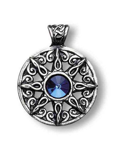 Adelia´s Amulett »Nordische Lichter Talisman«, Ring der Himmel - Führerschaft und Fortschreiten
