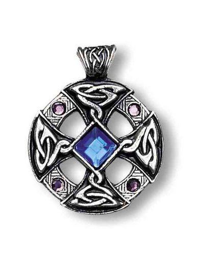 Adelia´s Amulett »Nordische Lichter Talisman«, Keltisches Kreuz - Inspiration und Intuition