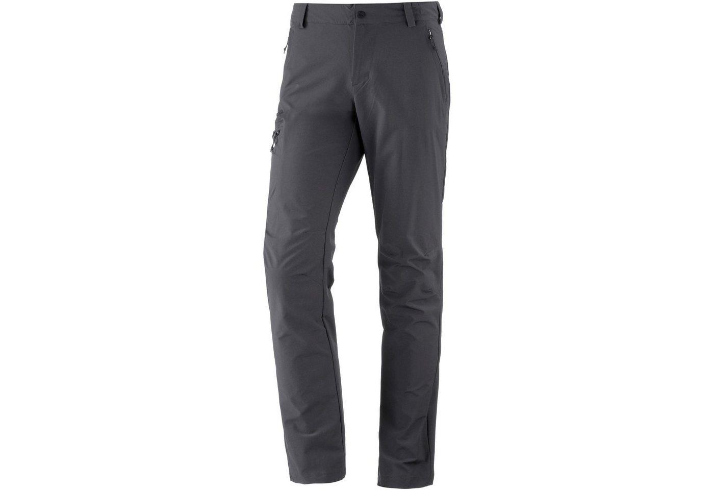Schöffel Outdoorhose »Folkstone« | Bekleidung > Hosen > Outdoorhosen | Grau | Polyamid - Elastan | Schöffel